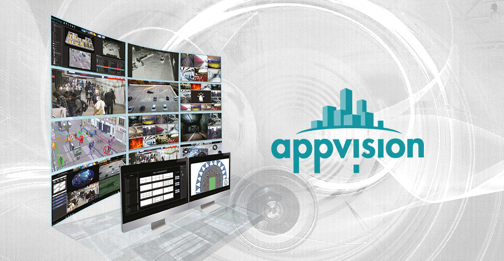 AppVision logo and overview